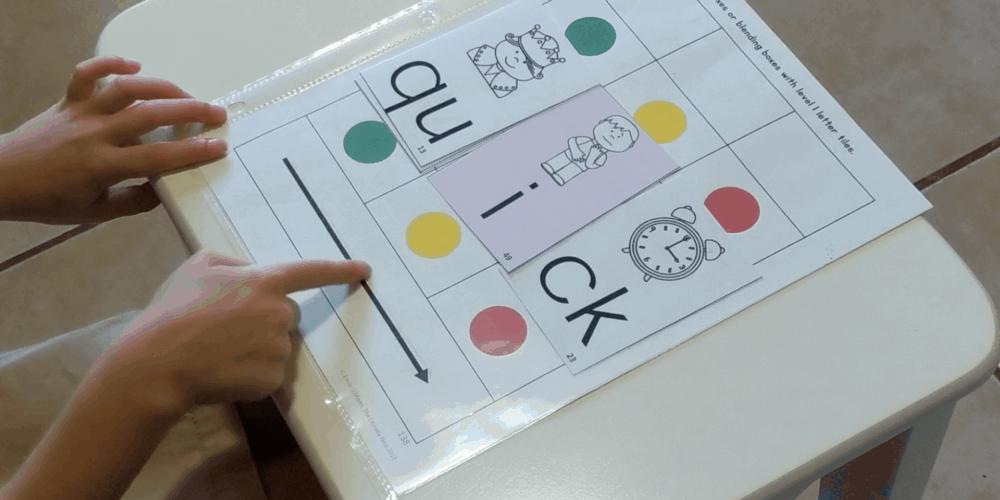 multi sensory learning reading activities